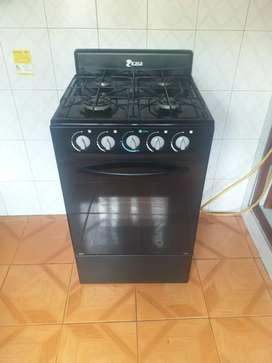 Estufa Icasa  4 puestos con horno