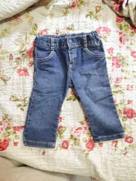 Jeans Mimo 1 Año Nena Impecable