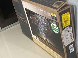 Televisor Samsung 49 pulgadas Curvo 4k UHD