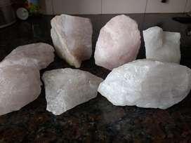 Piedras de Cuarzo Blanco Energetico