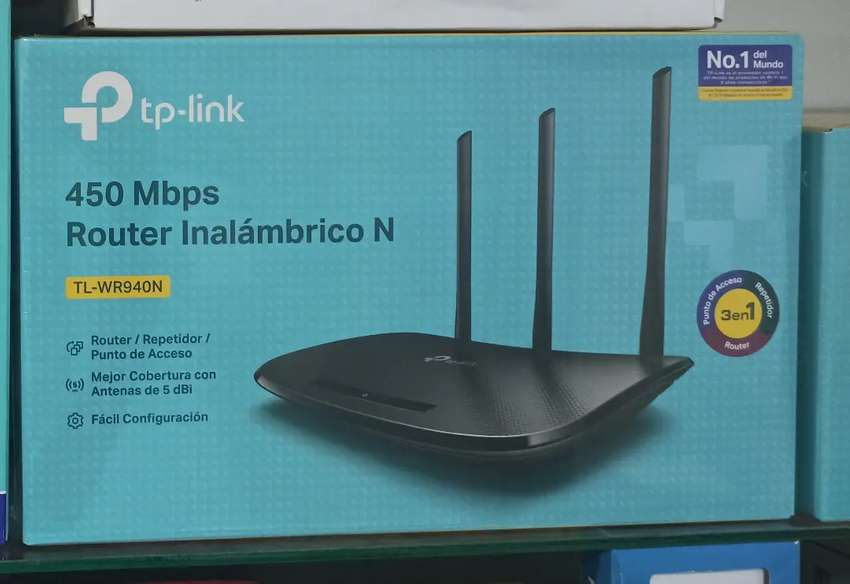 Router inalambrico tp link TL-WR94ON 0