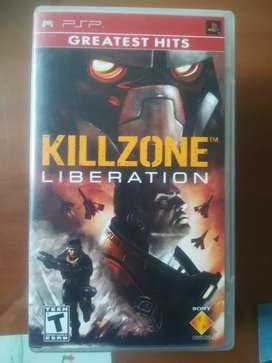 Killzone Liberation. Psp.