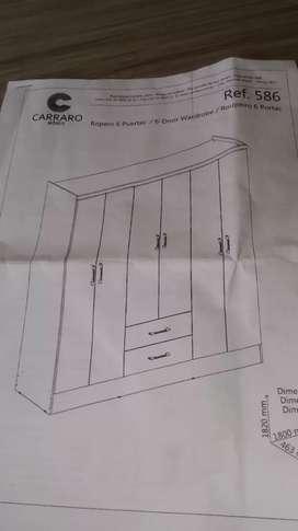 Instalador de muebles