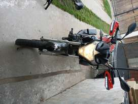 Moto tuko cr1 150