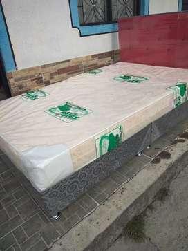 Promoción de basecama y colchones de todas las medidas y calidades