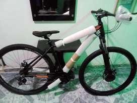 Vendo bicicleta !!NUEVA!!!
