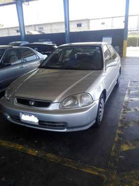 Vendo Honda Civic exvtec