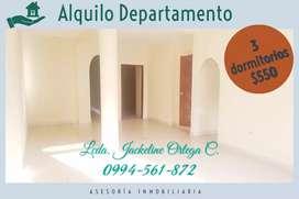 Atarazana cerca a Plaza Dañin alquilo departamento planta baja 3 dormitorios