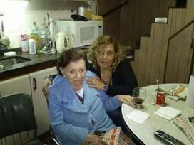 Cuidadora de personas mayores con experiencia comprobable