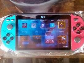PowKiddy X12 (Retro Consola) con pantalla grande