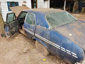 Vendo auto para repuesto