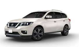 NISSAN PATHFINDER EXCLUSIVE CVT 2020