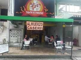 Restaurante de Comida Casera Acreditado