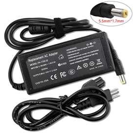 Cargadores/adaptadores de corriente para portátiles varias marcas