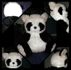 Oso Panda Grande Y Gorgordito