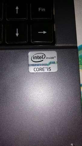 """Notebook Ultrabook EXO NITFY intel i5 aluminio 14"""""""
