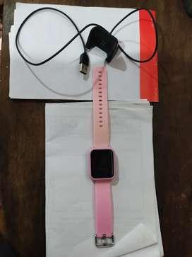 Reloj Inteligente Xiaomi Amazfit Bit Rosado