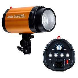 Flash De Estudio Cabeza Godox Smart 300 Sdi