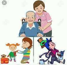 me ofrezco para cuidar adulto mayor o de niñera