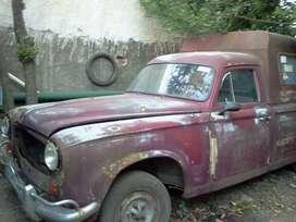 camioneta peugeot 403 , 1970