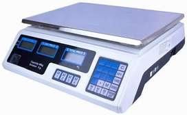Balanza Silver Max 40kg Recargable