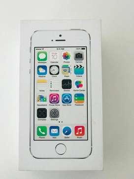 Iphone 5s -  completo - (dueño vende)