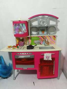 Cocina para Barbie