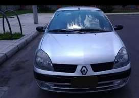 Vendo  Renault simbol alice modelo 2008 full equipo