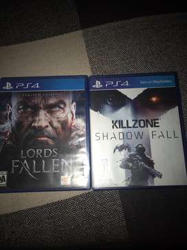 Lords of the fallen y shadow fall