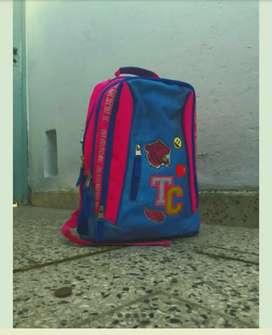 Una mochila sin uso buena calidad