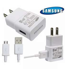 CARGADOR SAMSUNG 100 % ORIGINAL 5V 1A CONSULTE CAPITAL FEDERAL