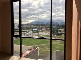 Ibarra, Parque Céntrica, rento departamento