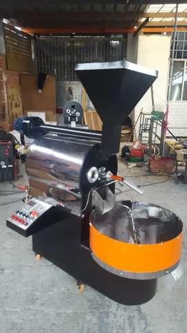 Tostadora de café cacao maní sachainchi de 1 kilo en adelante trilladora molino monitor descascarilladora