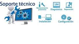 Servicio técnico a domicilio computadoras y laptop