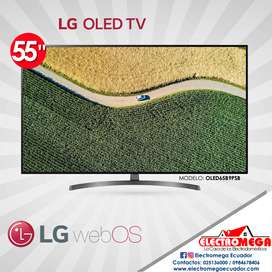 Televisor Smart Oled Lg 55 Pulgadas Ultra Hd 4k B9 Nuevo