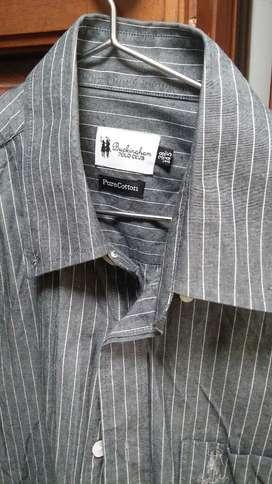 Camisa Marca Puro Algodon 41