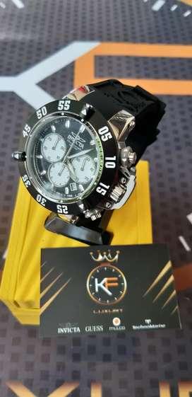 Reloj invicta subaqua