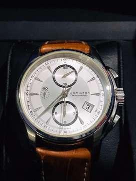 Reloj Hamilton Jazzmaster Auto Crono !
