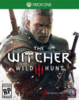 The Witcher 3 Xbox One, Físico