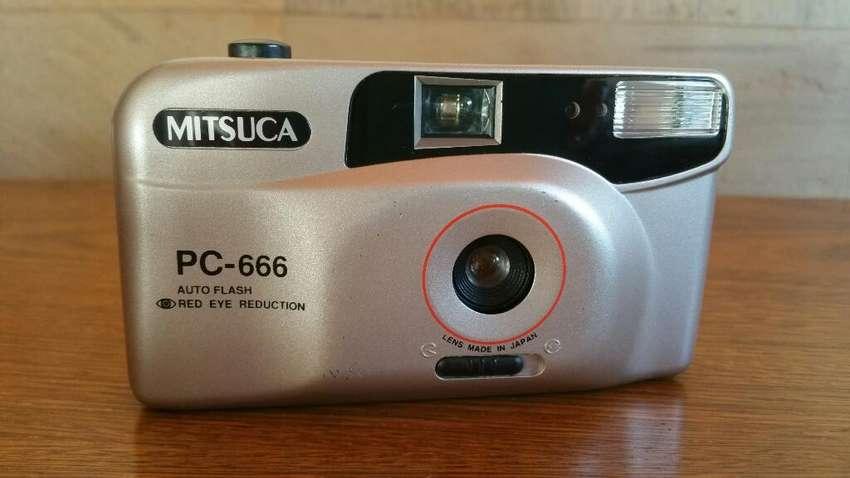 Cámara de Fotos Mitsuca 0