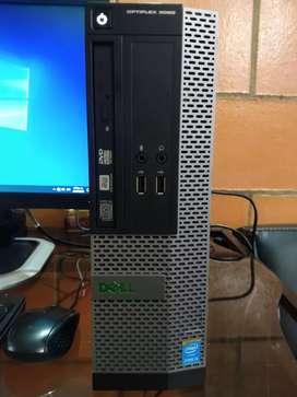 Equipo de escritorio corporativo CORE i5 de 4 generación