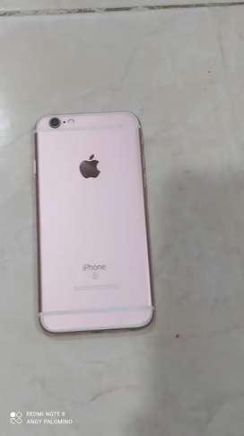 Lindo y hermoso iphone 6s de 64gb