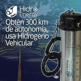 ¡Ahorra combustible con Hidro Energy!