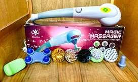 Masajeador Eléctrico Magic Massager 8en1 Profesional
