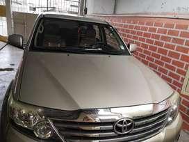 Venta de Toyota fortuner automático