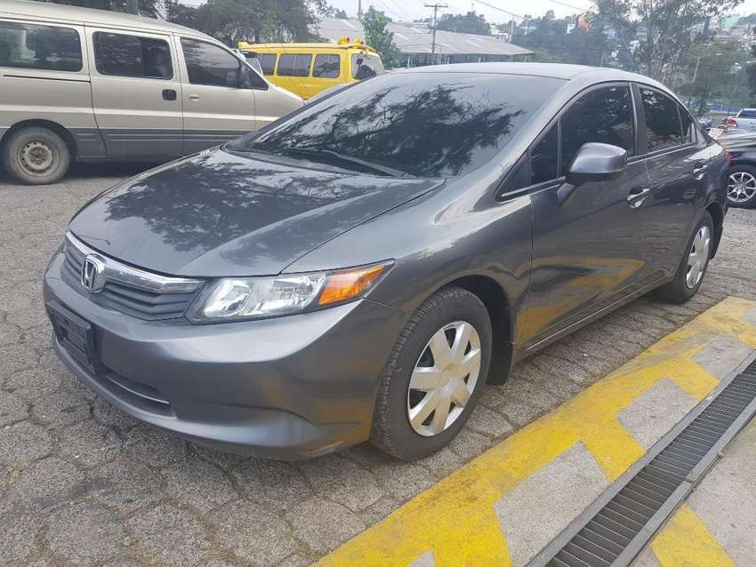 Honda Civic Lx 2012 0