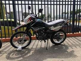 Motocicleta Pantanera (DM)