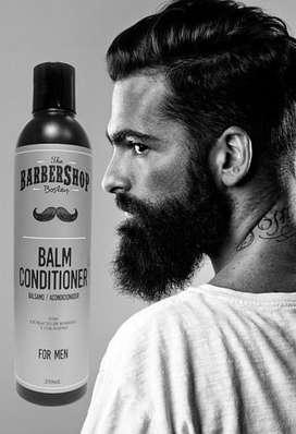 Acondicionador Para Barba Barbershop Capilar