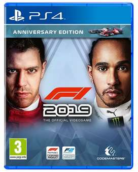 F1 2019 play station 4