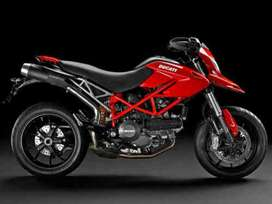 Ducati Hypermotar 796 2012